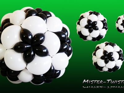 Balloon Football, Soccer Decoration, Ballon Fußball,Fussball  Dekoration
