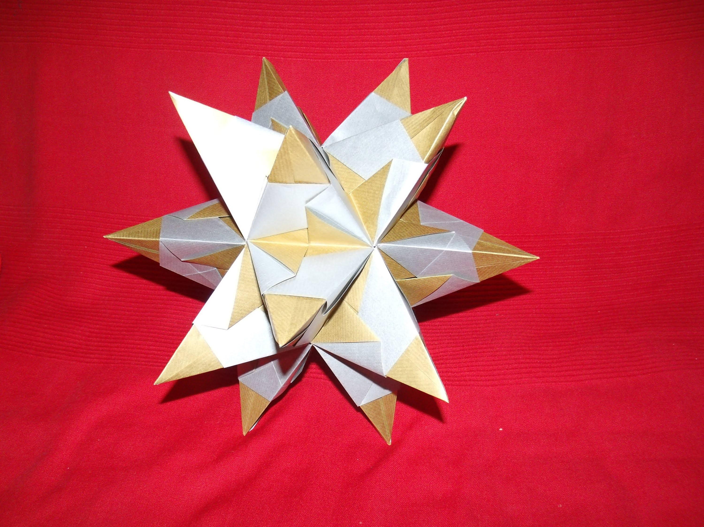bascettastern diy 3d stern oder tutorial origami. Black Bedroom Furniture Sets. Home Design Ideas