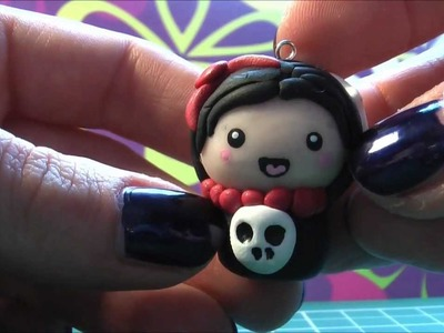 [CRAFT ROOM] #18 Fimo Charm Update #5 (Polymer Clay)