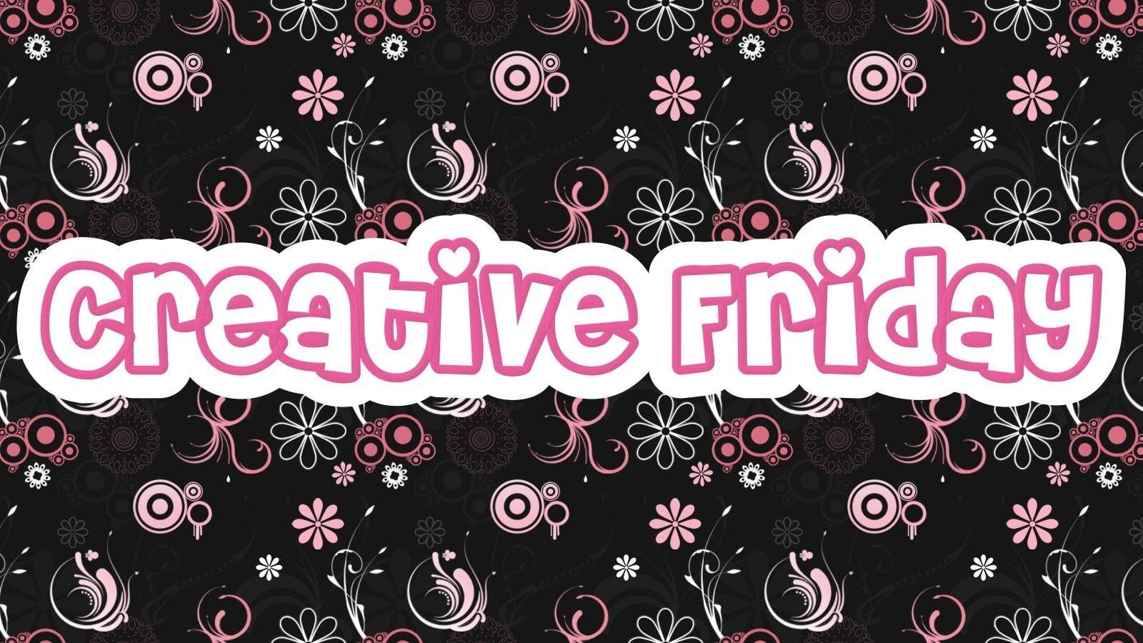 "[CRAFT ROOM] #43 Ankündigung ""Creative Friday"""