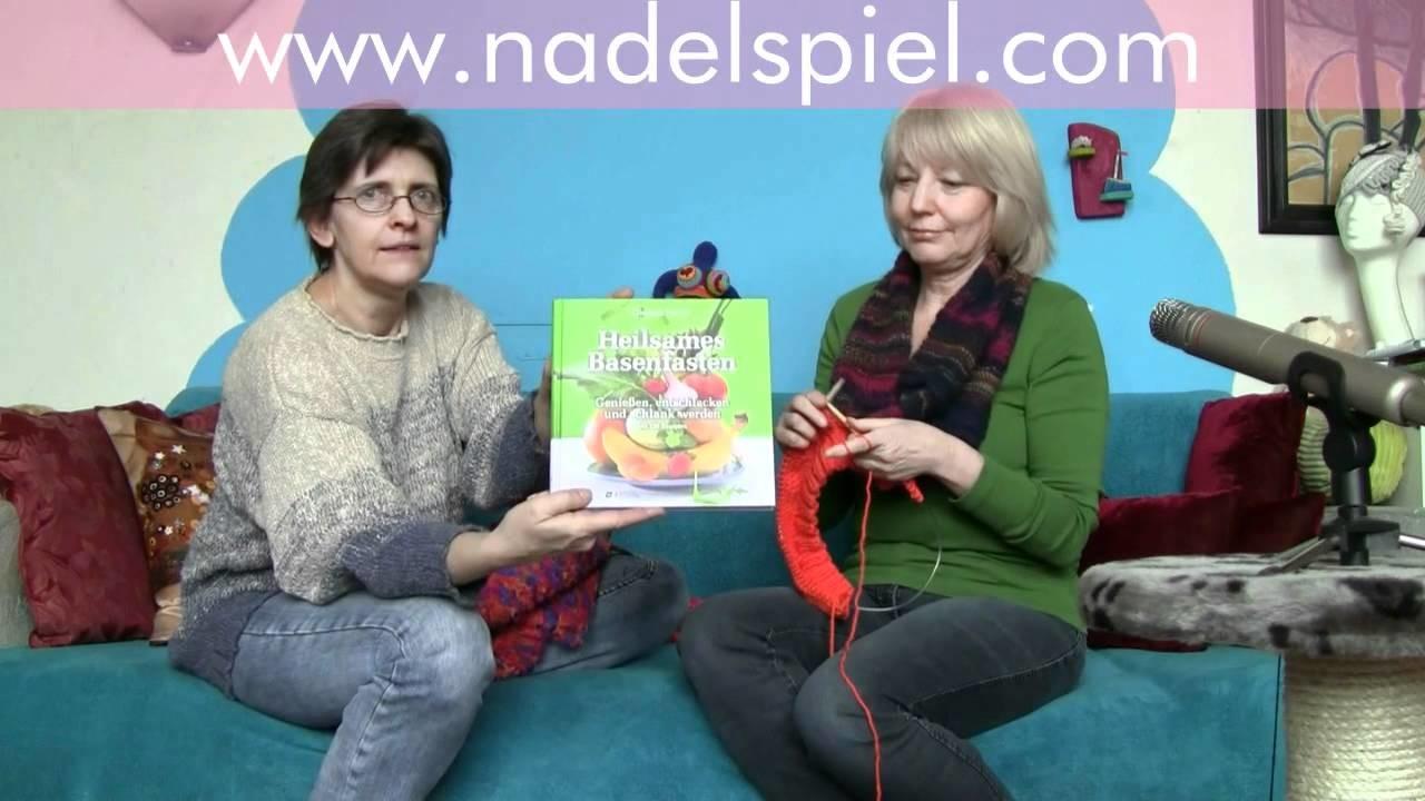 Das handgestrickte Interview mit Kochbuchautorin Elisabeth Fischer