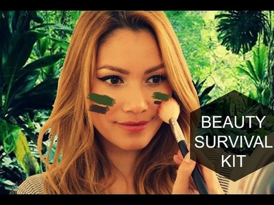 DIY Beauty Survival Kit | funnypilgrim