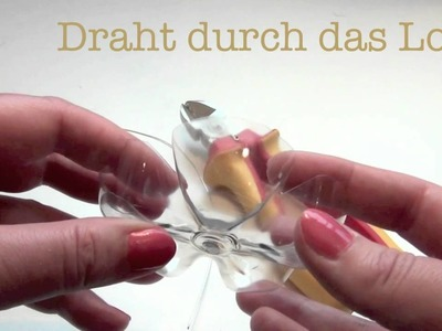 DIY OHRRINGE Tutorial von abelia berlin
