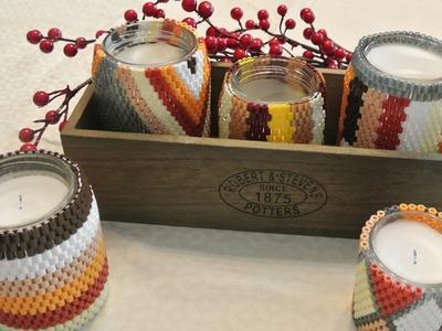 DIY Perlen- Kerzen - Part 1