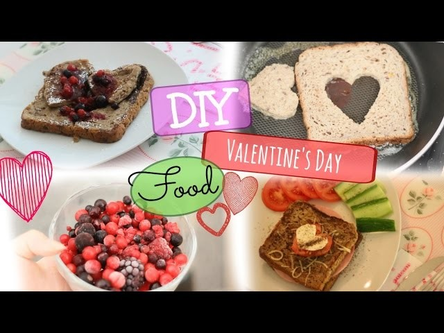 DIY Valentine's Day Food Ideas - Jacky's Valentine's Week 2.5