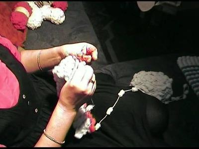 Ela: Spaß mit Pompon-Wolle