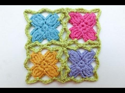 Häkeln * Mille fiori per cinque mille agnelli * Wir feiern 5000 Members in unserer Facebook Gruppe