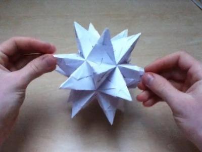 faire weihnachtsstern aus papier basteln anleitung origami ein einmaliges flugzeug. Black Bedroom Furniture Sets. Home Design Ideas