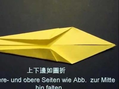 折紙遊戲-蝦.Origami-Shrimp.