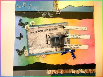 Layout  Scrapbooking #1