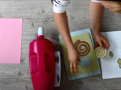 MB 29 Papierblumen selber machen DIY