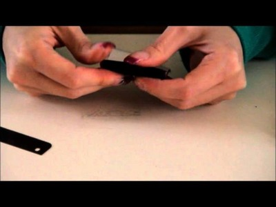 N8TV Polymer Clay # 6: Einfache Cane