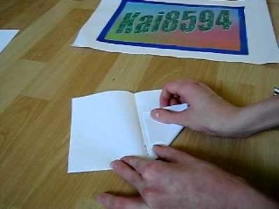 Origami Becher