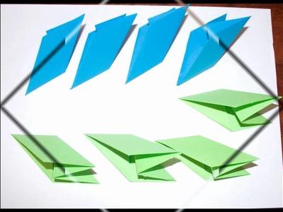 Origami für einsteiger Kranz