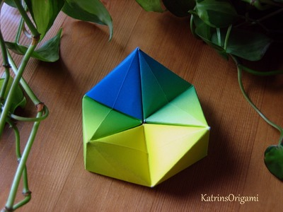 Origami ♦ Hexaflexagon ♦ Paper Toy