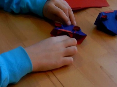 Origami mit Christian: Monstermaul. monstermouth