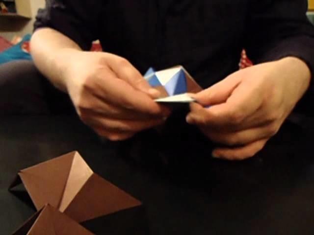 Origami-Planetenentstehung: Wir basteln ein Kugeldingens