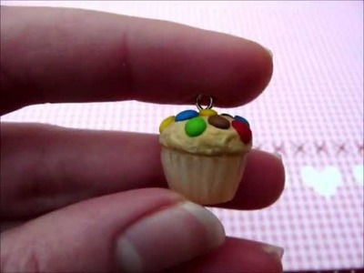 Polymer Clay.Fimo Charm Update #1