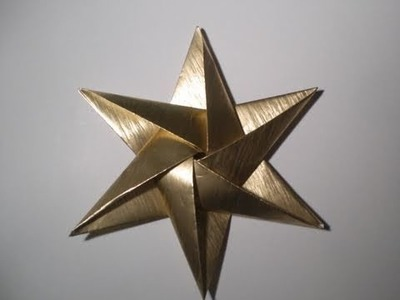 02: Origami Stern