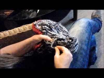 Am besten @Hausschuhe@ stricken und verfilzen,filzen,Trachtenstyl, aus 100% Filzwolle Part 2.2 2014