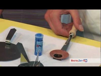 Bastelzeit TV 90 - Emaille-Schmuck