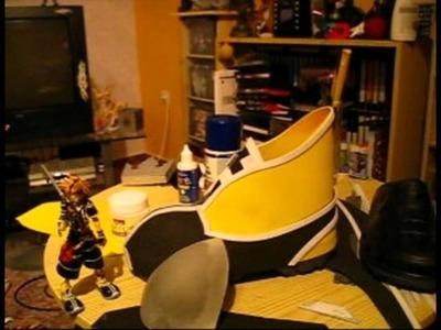 Cosplay Sora´s Schuhe