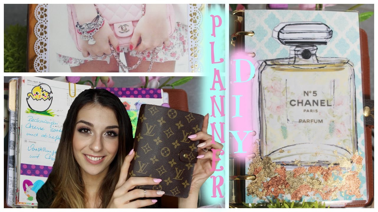Decorate Your Planner With Me⎜DIY Divider⎪Tumblr & Pinterest Inspired⎜Filofaxing