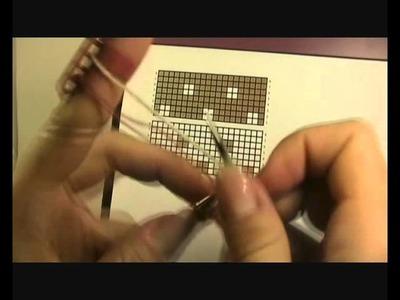 Double Knitting Muster lesen und verstehen