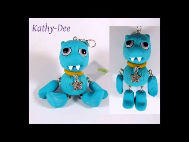 KathyDee Polymer Clay Art Film1