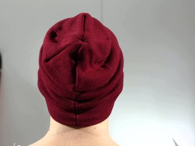 New Era Mützen - NE Original Basic Long Knit cardinal - Men