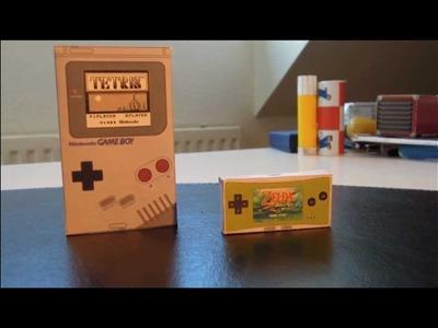 Nintendo Papercraft