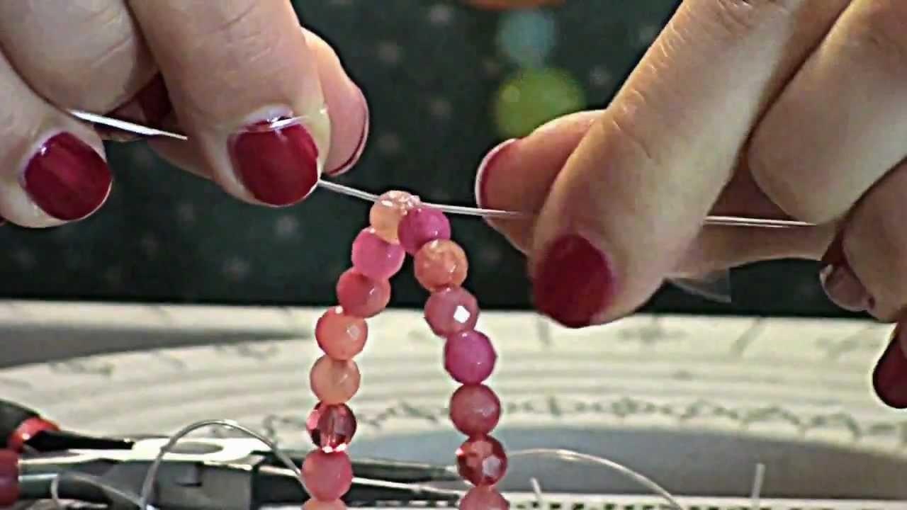 NUENA DesignKurs - DIY Schmuck basteln Tutorial für ein Armband