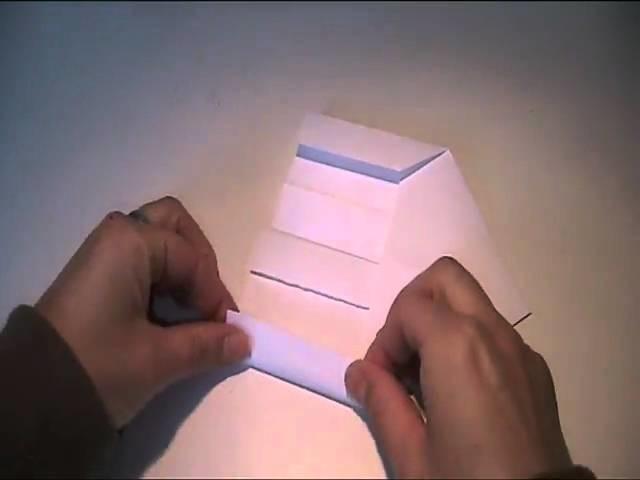 Origami Anleitung - Herz aus Papier falten