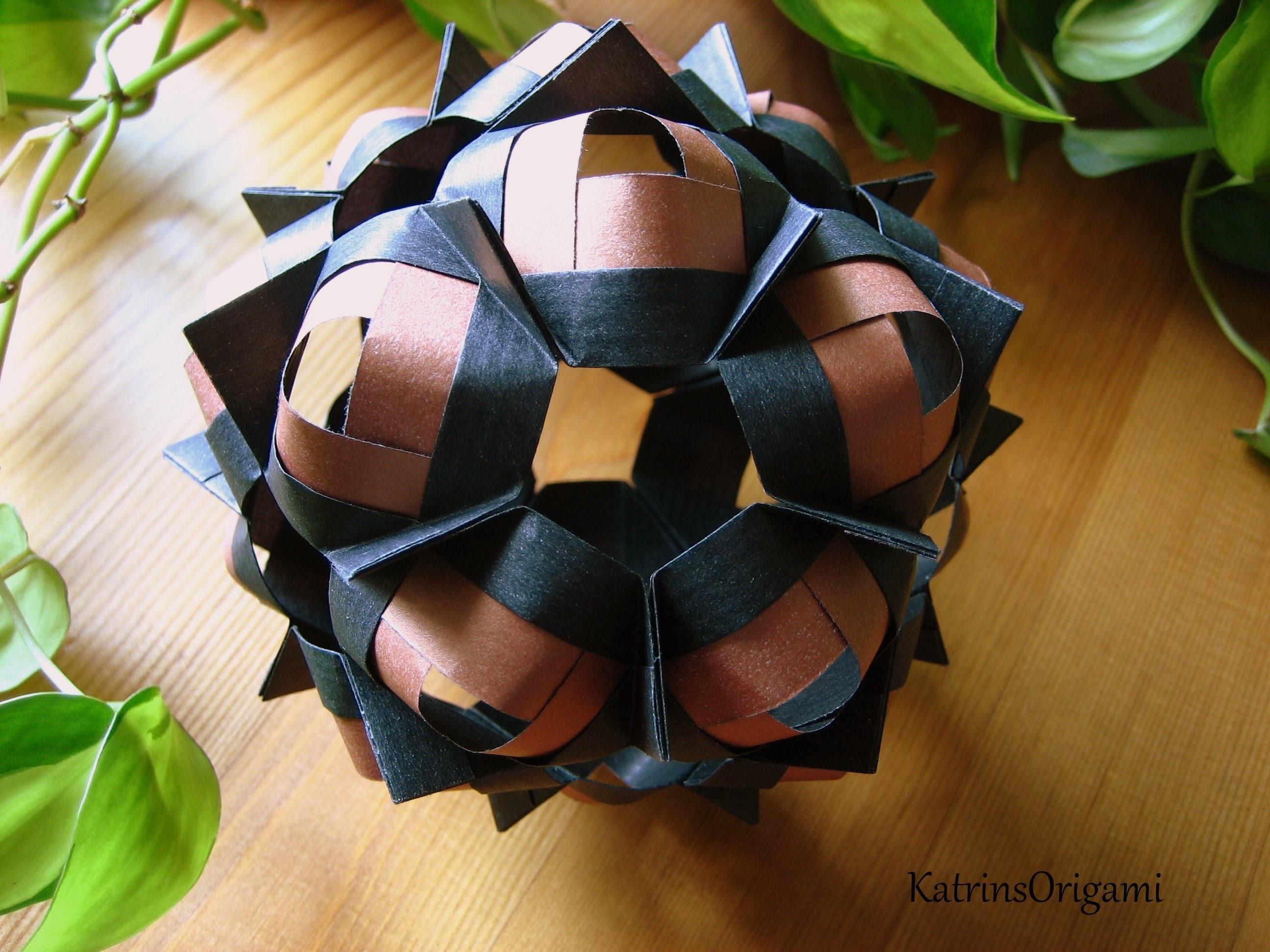 Origami ♥ COFO ♥ Kusudama