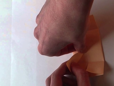 Origami: Schmetterling basteln - Tiere aus Papier falten