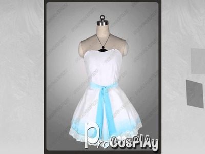 (ProCosplay)RWBY Weiss Schnee Cosplay Costume