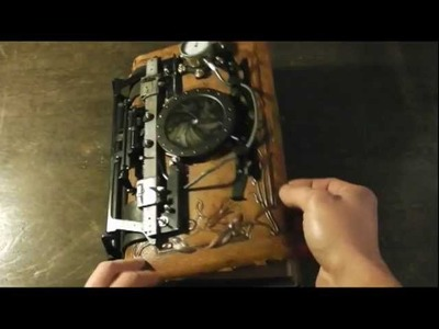 Steampunk - Timetravelers Diary - Das Logbuch der Zeitreisenden - Steampunker