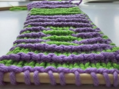 Stricken mit eliZZZa * Schattenstricken * Illusion Knitting * Shadow Knitting