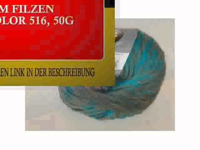 Wolle zum Filzen Feltro Color 516, 50g