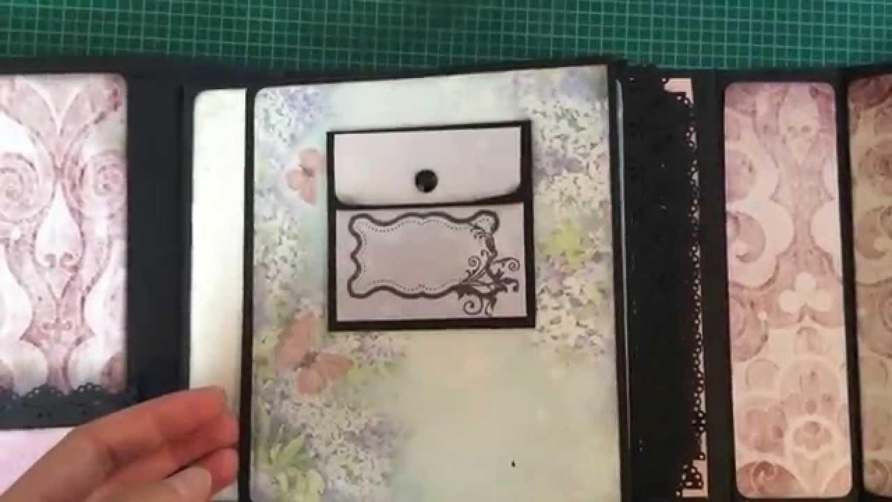 1.  Scrapbook (Wenn -Buch; Geburtstagsgeschenk)
