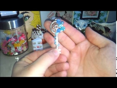 [Craft Update] Perlenschlüssel & Fimo