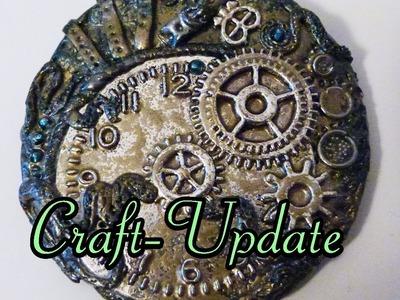 [Craft-Update] Von Steampunk über Washi-Tape bis zur Eule :D