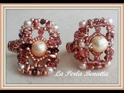 La Perla Ring - Tutorial -  Easy to make !