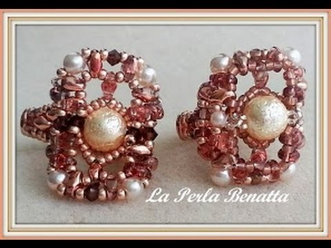 La Perla Ring - Tutorial -  Easy to make !
