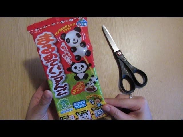 [Let's craft] Panda Pandango