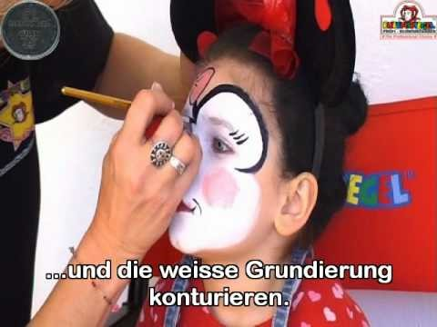 Mini Maus - Face Painting