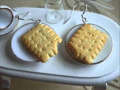Polymer Clay Creations - Miniature Food - Polymer Clay -  Jessies-Art