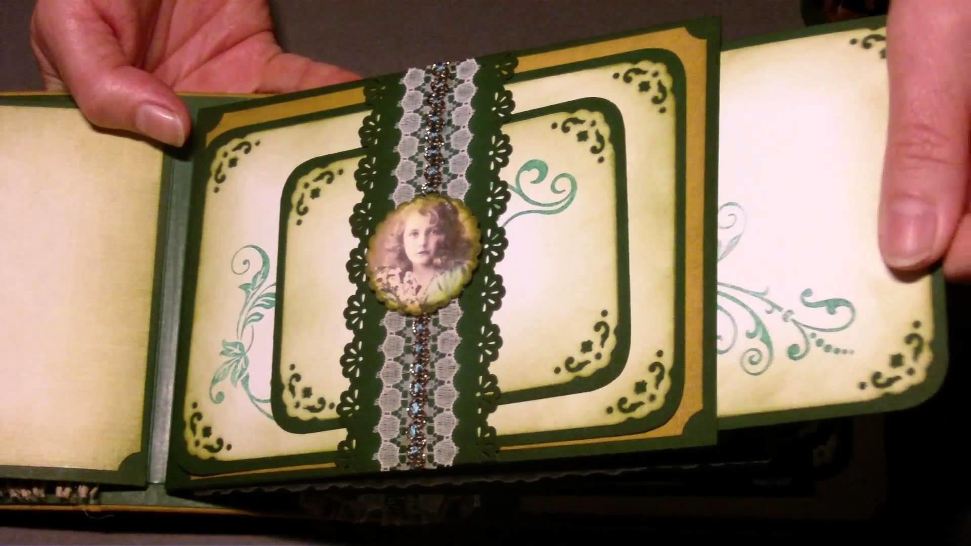 "Scrapbook ""Green"""