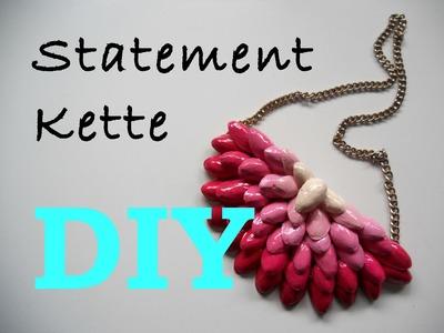 Statement Kette DIY Dienstag
