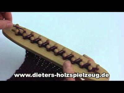 Strickbrett - Bastelset von dieters - Made in Germany